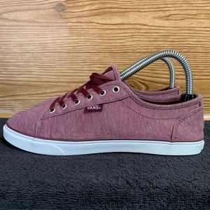 Vans Maroon UltraCush Pros Skate Shoes